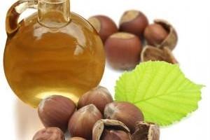 óleo de avelã