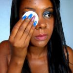 removedor de maquiagem caseiro