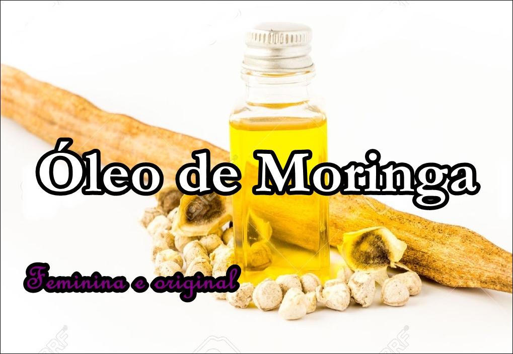 óleo de moringa
