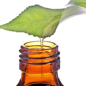 óleos essenciais na pele