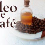 como fazer óleo de café