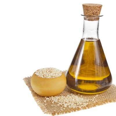 óleo de sésamo