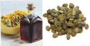 óleo semente abóbora