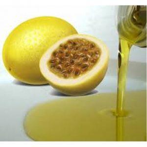 óleo de maracujá