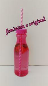 água saborizada melancia