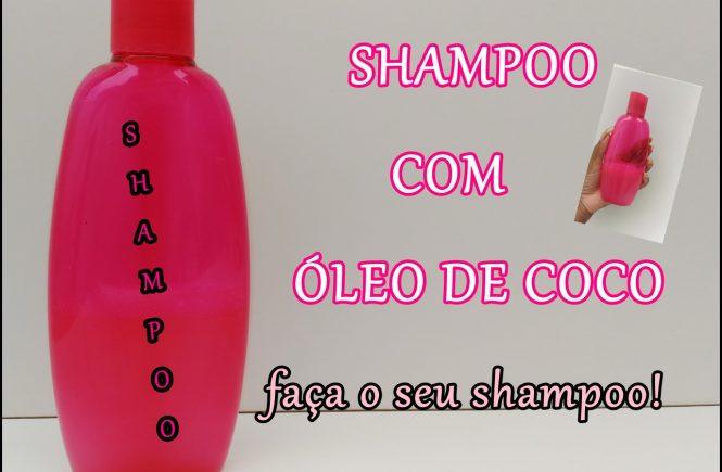shampoo orgânico caseiro